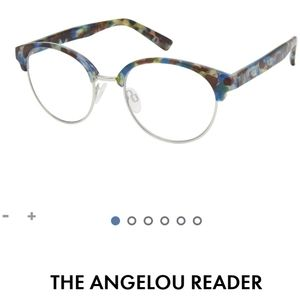 Prive Revaux Blue Tort Angelou Blue Light Readers